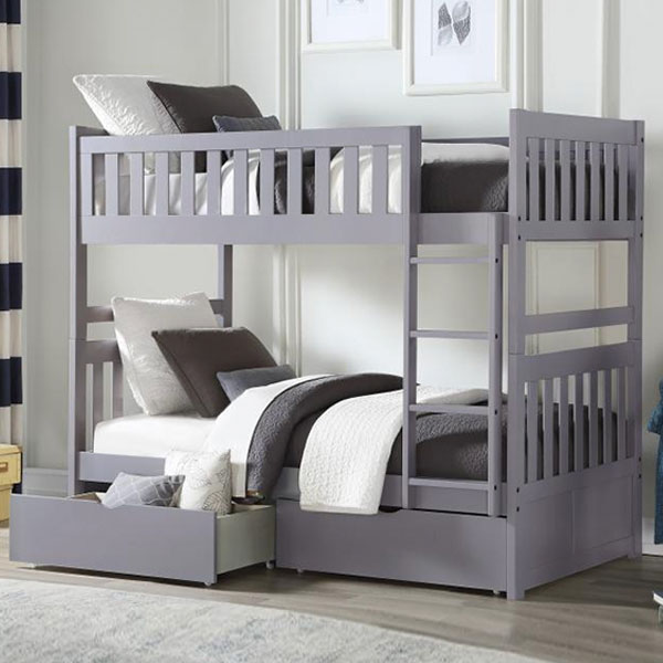 Cherry Bunk Bed Collection